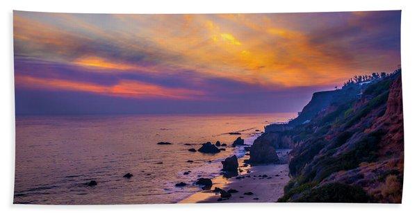 El Matador Sunset Beach Sheet