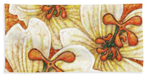 Garden Room 36 Beach Towel