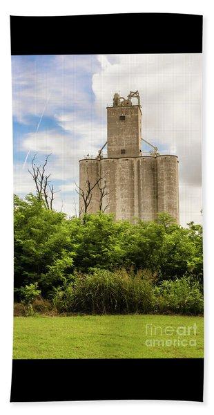 Geary Grain Elevator Beach Sheet