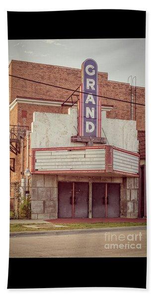 Grand Theatre Beach Sheet