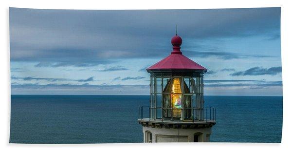 Heceta Head Light Beach Towel