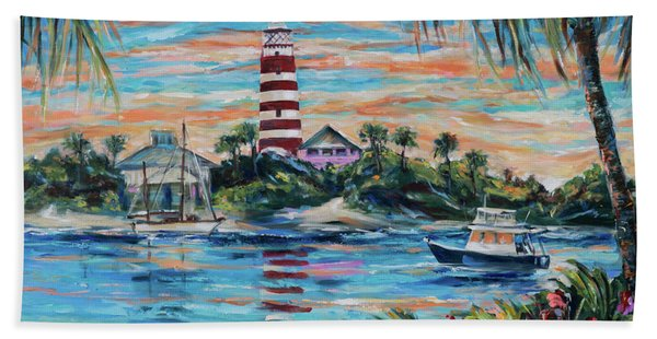 Hopetown Paradise Beach Towel