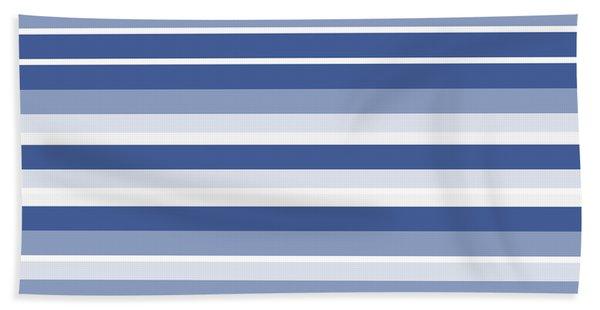 Horizontal Lines Background - Dde607 Beach Sheet
