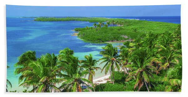 Isla Contoy Beach Towel