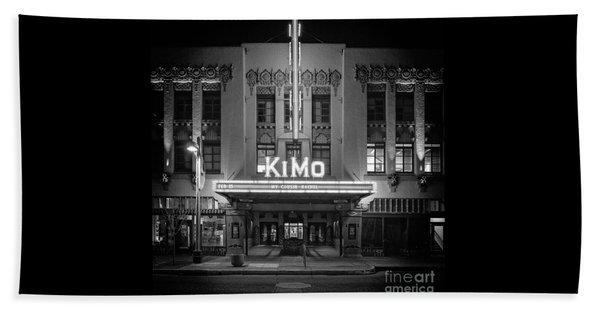 Kimo Theater Beach Towel