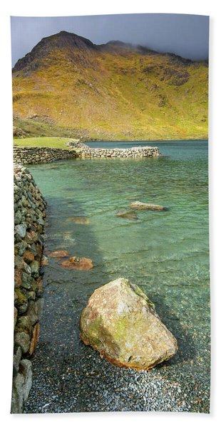 Levers Water Beach Towel