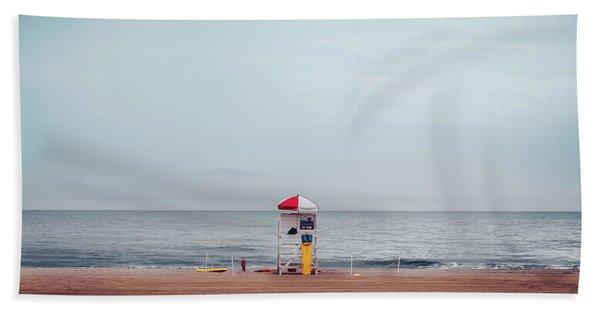Lifeguard Stand Beach Towel