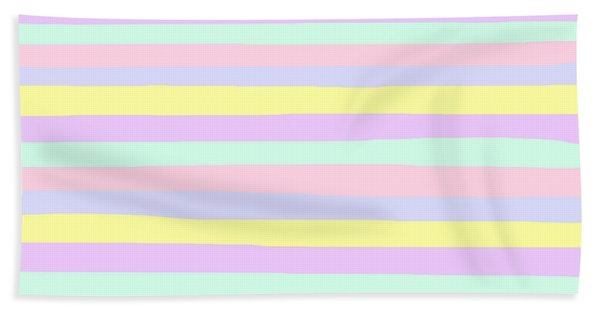 lumpy or bumpy lines abstract - QAB283 Beach Sheet