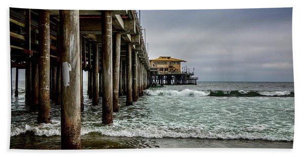 Mariasol On The Pier 2 Beach Sheet
