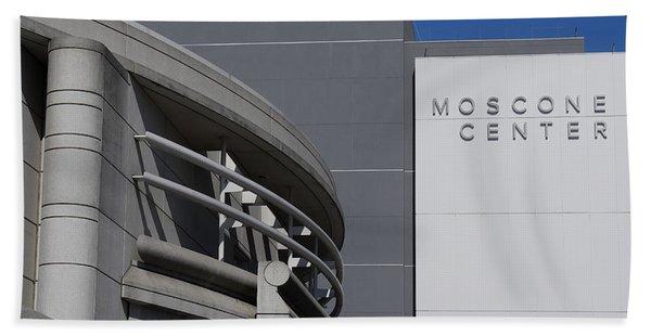 Moscone Center Beach Towel