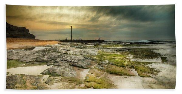 Narrabeen Sunrise Beach Towel