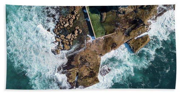 North Curl Curl Pool Beach Towel