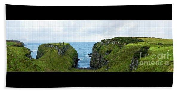 Northern Ireland Coast Beach Sheet