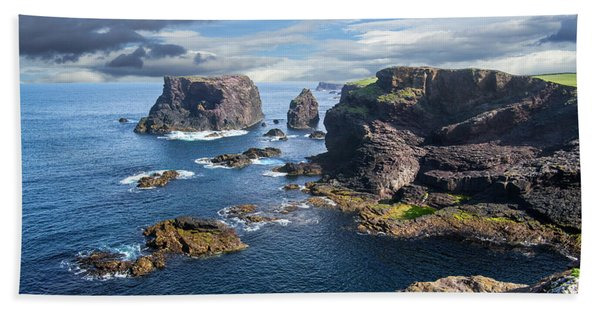 Northmavine Coast, Shetland Isles Beach Sheet