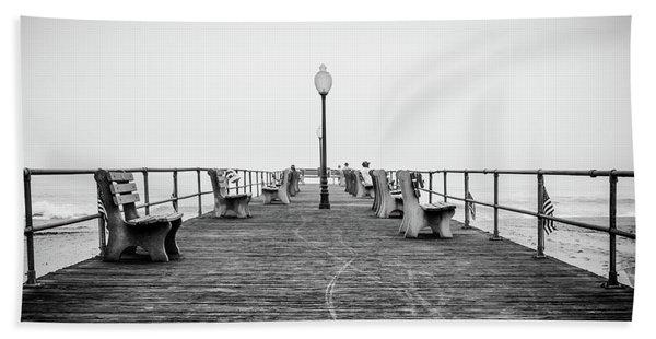 Ocean Grove Pier 1 Beach Towel
