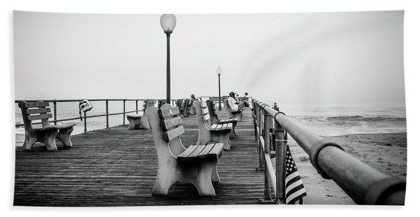 Ocean Grove Pier 2 Beach Towel