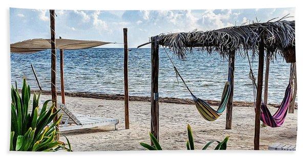 Perfect Getaway Beach Towel
