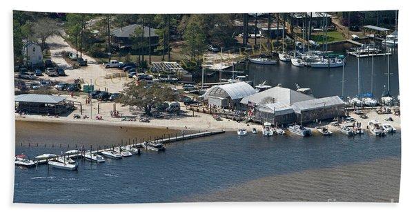 Pirates Cove - Natural Beach Towel