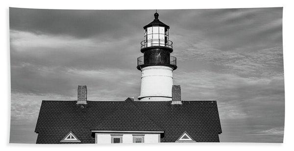 Portland Head Light  Beach Towel