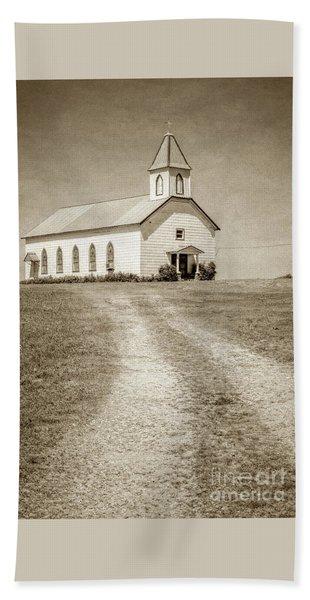 Prairie Church Beach Sheet