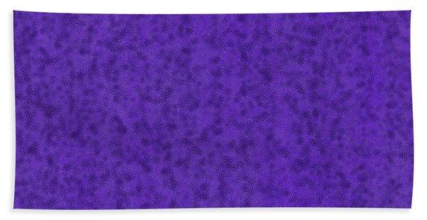 Purple Passion Beach Towel