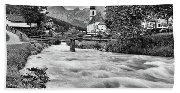 Ramsau, Bavaria Beach Towel
