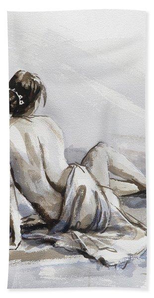 Relaxed Beach Towel