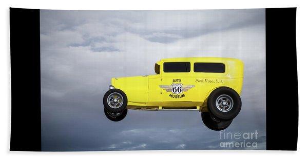 Route 66 Auto Museum  Beach Sheet