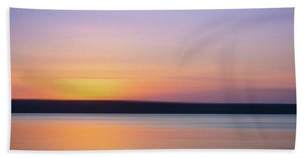 Susnet Blur Beach Towel
