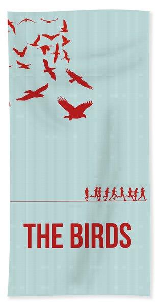 The Birds Beach Towel