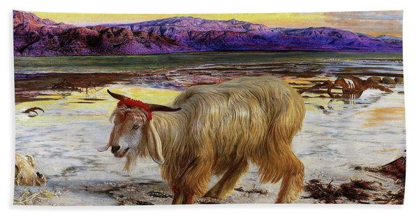 The Scapegoat - Digital Remastered Edition Beach Towel