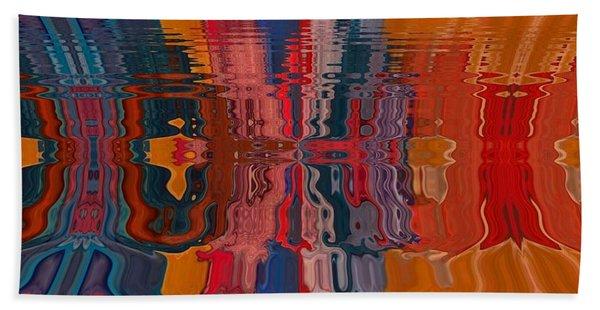 Beach Towel featuring the digital art Von Freestyle by A zakaria Mami