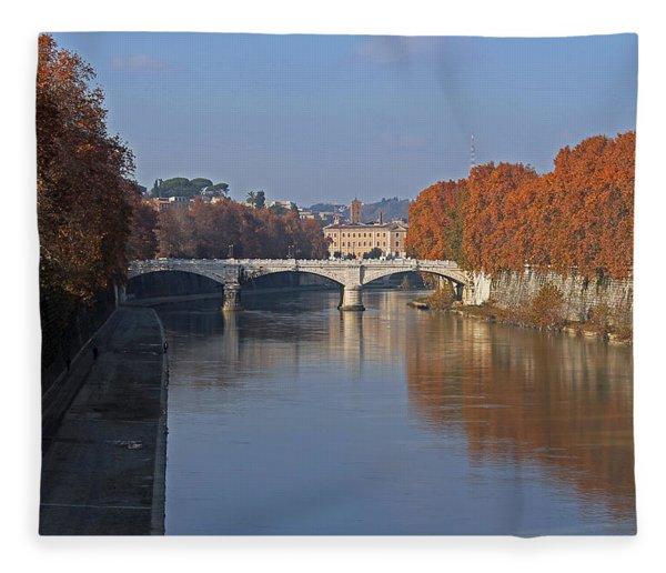 Ponte Mazzini Fleece Blanket