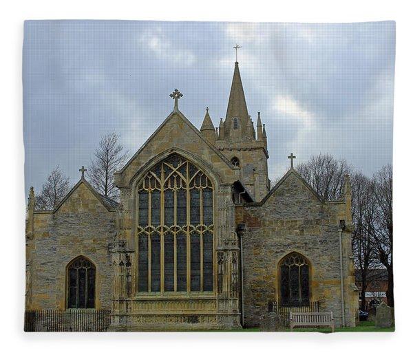 St Lawrence's Church Fleece Blanket