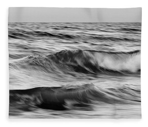 Soul Of The Sea Fleece Blanket