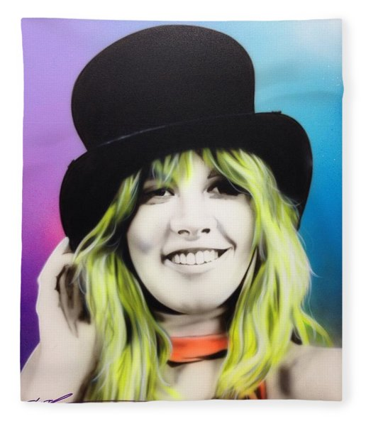 Stevie Fleece Blanket