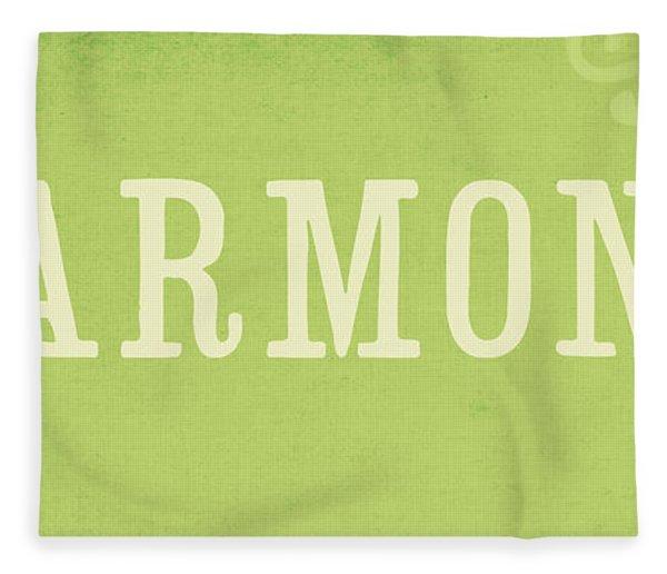 Harmony Fleece Blanket