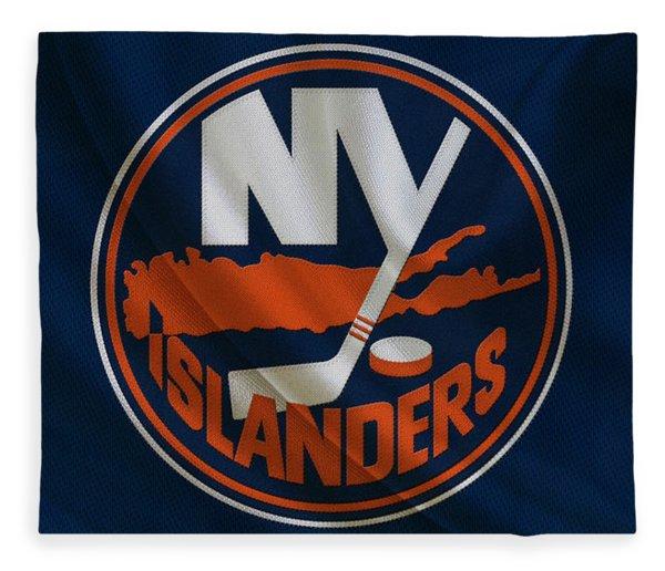 New York Islanders Fleece Throw Blanket