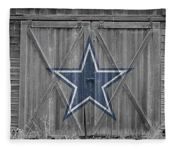 Dallas Cowboys Fleece Blanket