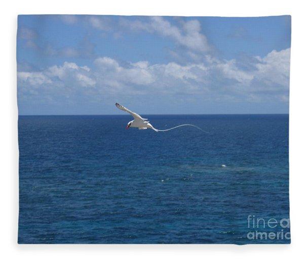 Antigua - In Flight Fleece Blanket