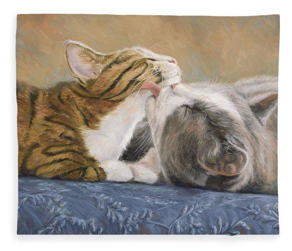 Best Friends Fleece Blanket
