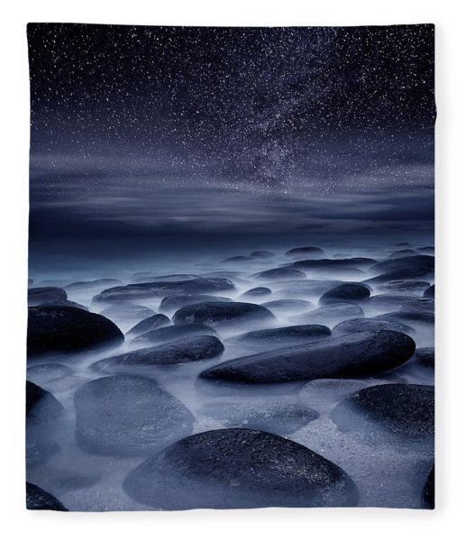 Beyond Our Imagination Fleece Blanket