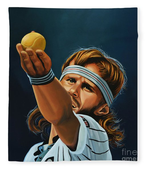 Bjorn Borg Fleece Blanket