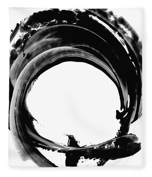 Black Magic 304 By Sharon Cummings Fleece Blanket