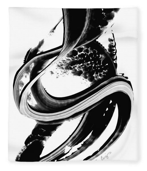 Black Magic 313 By Sharon Cummings Fleece Blanket