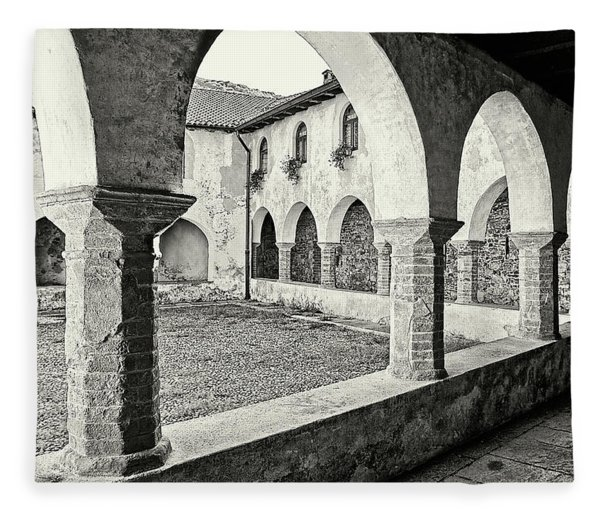 Cloister Fleece Blanket