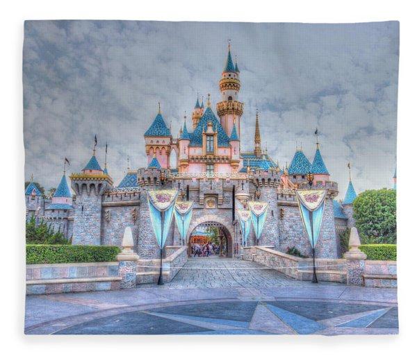 Disney Magic Fleece Blanket
