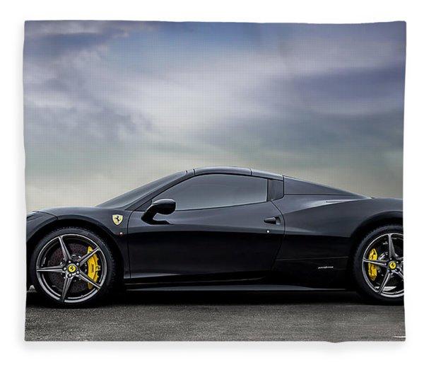 Dream #458 Fleece Blanket