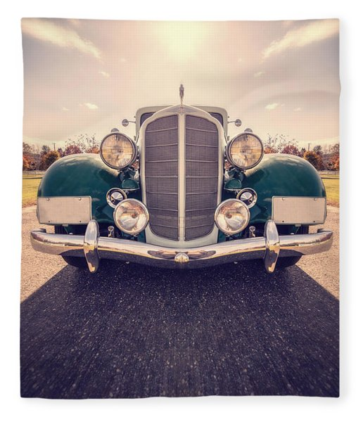 Dream Car Fleece Blanket