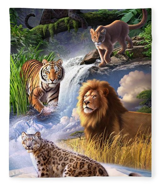 Earth Day 2013 Poster Fleece Blanket